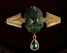 Erie Basin large unidentified structures in Gobi Desert Metal Jewelry, Jewelry Art, Jewellery, Ring Necklace, Arrow Necklace, Beetle, Wearable Art, Brooch, Jewerly