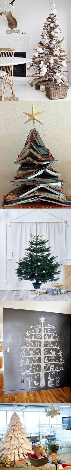 5 Christmas Trees You Don