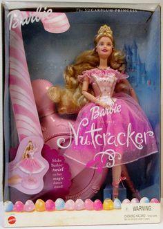 barbie in dolls   Barbie in the Nutcracker Clara doll