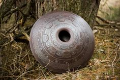 "Items similar to Big tongue drum GUBAREV drum Standart ""Dnipro"" with rope decoration Handpan alternative tankdrum petal steel pan percussion zen meditation on Etsy Rope Decor, Hand Drum, Percussion, How To Introduce Yourself, Drums, Celtic, Pure Products, Steel, Outdoor Decor"