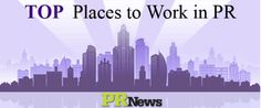 MMC has been named to the PR News Top Places to work in PR, PR News' signature awards program that shines a spotlight on the most outstanding communications organizations in the PR Industry.