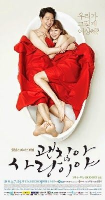 Kdrama: IT'S OKAY IT'S LOVE. Gong Hyo jin always blows me away with her natural acting, but it still couldn't save this drama for me. Just found it kinda boring and felt whatever humor was attempted fell flat. Korean Drama 2014, Korean Drama Movies, Korean Dramas, Korean Actors, Jo In Sung, It's Okay That's Love, Its Okay, Watch Drama Online, Dating In Japan