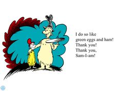 seuss poem green eggs and ham image search results Green Eggs And Ham, Smurfs, Poems, Image Search, Fairy, Poetry, A Poem, Verses, Fairies
