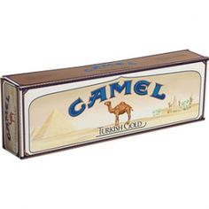 Camel Turkish Gold King box cigarettes 10 cartons-price:$150.00 ,shopping from the site:http://www.cigarettescigs.com