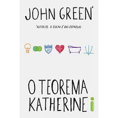 O Teorema de Katherine. Livro inteligente e  cheio de curiosidades. Aborda paixões adolescentes de um jeito diferenciado bem ao estilo John Green #Book #livros