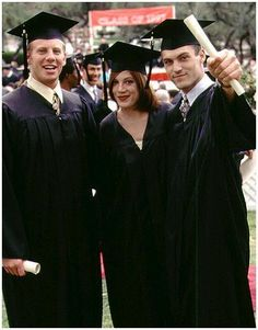 Steve,Donna,& David College Graduation