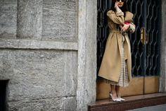MFW 2015 - Street Style