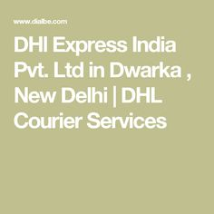 Tdsworldwidecourier.com is the leading company of #DHL Courier. Flat 40 to 50% Discount on DHL International Courier Service.For Free Pick up call Delhi- 9818093378  more info:- www.tdsworldwidecourier.com