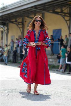 Alla Moda: The Style in Milano  - HarpersBAZAAR.com