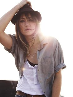 She brought folk music to the forefront! Great voice and a badass personality to match! KT Tunstall