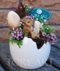 Easter Egg Crafts, Easter Projects, Easter Eggs, Christmas Candle Decorations, Easter Egg Designs, Easter Flowers, Easter Cross, Christmas Bows, Easter Wreaths