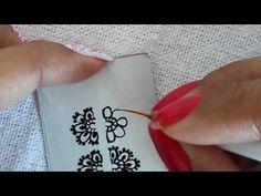 RENDA ARTESANAL DE CANTO (MARY DICAS) - YouTube Nail Patterns, Baby Body, Lany, Nail Art, Rose, Drawings, Youtube, Nail Colors, Art Nails