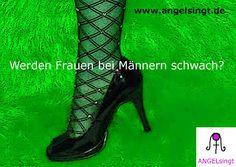 ANGELsingt - Frauenkatastrophen: Werden Frauen bei Männern schwach? ODER ! Steht hi...  creative music art, jazz, soul, dance, rock, pop