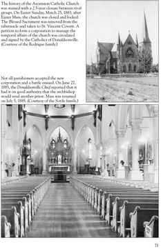 History of Ascension Catholic Church