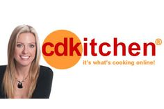 CDKitchen.com - It's what's cooking online!