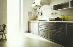 Cocinas Deco. Muebles de cocina de diseño clasico. #cocinas