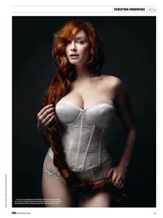 Originally pinned by Rachel Biars onto Redheads