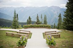 Image Relay - Asset Library       The Little Nell Venue - Aspen Mountain Wedding Deck Collection