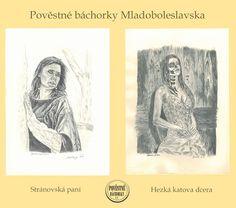 Pověstné báchorky Mladoboleslavska: Krvelačné dámy