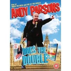 http://ift.tt/2dNUwca   Andy Parsons Does The Double DVD   #Movies #film #trailers #blu-ray #dvd #tv #Comedy #Action #Adventure #Classics online movies watch movies  tv shows Science Fiction Kids & Family Mystery Thrillers #Romance film review movie reviews movies reviews