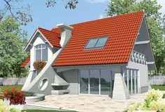 Case cu doua camere si mansarda - spatiul ideal