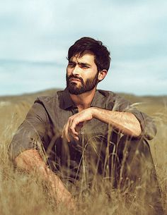 Tyler Hoechlin photographed by Natan Seabrook