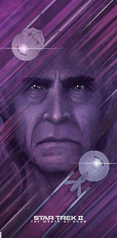 Star Trek II The Wrath Of Khan Illustrated by Matt Ferguson