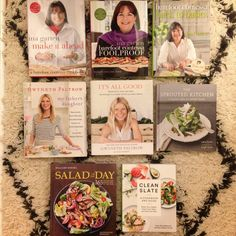 My Favorite Cookbooks + Mediterranean Lentil Salad
