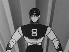 「エイトマン」オープニング (EightMan/8man Openning) - Oitavo Homen