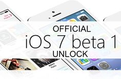 Instruction and benefits of iPhone 5 iOS 7 beta IMEI unlock, permanent, safe, affordable and fast solution. Iphone 5 Ios, Ios 7, Sim, Gadgets, Running, Tech Gadgets