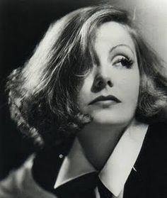 Greta+Garbo  1930s hair research