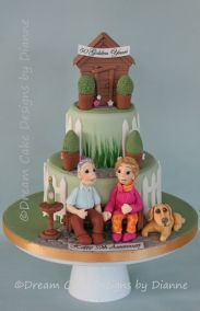 50th Anniversary ~ GARDEN SHED