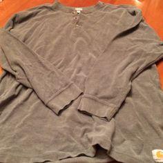 Mens Carhartt thermal Carhartt Thermal XL Carhartt Shirts Tees - Long Sleeve