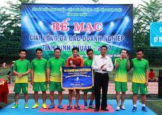 Bế mạc giải bóng đá các Doanh nghiệp tỉnh Ninh Thuận 2017 Bongs, Mac, Pipes And Bongs, Poppy