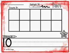 Little Miss Kindergarten - Lessons from the Little Red Schoolhouse!: Ten Black Dots And A Freebie!