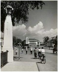 Jembatan Mberok, Semarang 1947