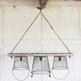 Found it at Wayfair - Casual Country 3 Light Kitchen Island Pendant