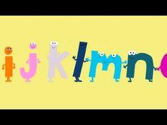 The alphabet for kids. ABC song. Alphabet song (www.walphabet.com)