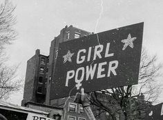 Image about black and white in feminism/equality🌈 by HannahChase Pintura Hippie, Riot Grrrl, Power To The People, Intersectional Feminism, Feminist Art, White Aesthetic, Girls Be Like, Ladies Day, Wall Collage