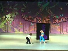 I Dream of Jeannie- 8 year old Hip Hop Duet