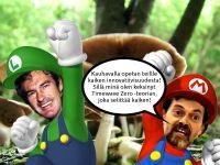 Superior Mario Brothers.