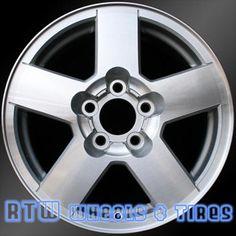 Chevy Equinox 16' Factory Original OEM Wheel Rim 5273