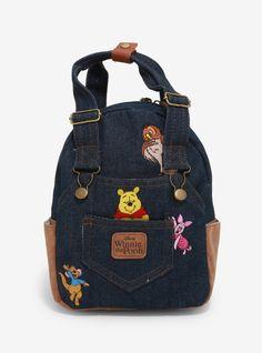 Disney Handbags, Disney Purse, Winnie The Pooh Shirt, Disney Winnie The Pooh, Baby Disney, Aesthetic Backpack, Cute Mini Backpacks, Disney Outfits, Disney Fashion
