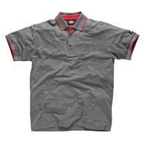 Dickies 22 Anvil Polo Shirt - Grey
