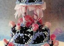 Tier Type from Rosebud Cakes