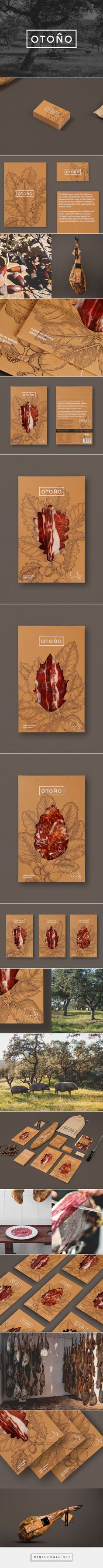 Otoño Free Range Meat Branding and Packaging by Tres Tipos Graficos | Fivestar Branding Agency – Design and Branding Agency & Curated Inspiration Gallery