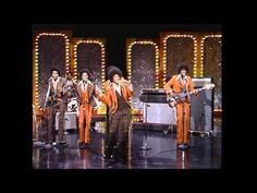 THE JACKSON 5 / LET IT BE & NEVER CAN SAY GOODBYE [The Tonight Show w/Johnny Carson] (1974)  Outstanding Clip