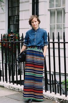 Vanessa Jackman: London Fashion Week SS 2013....After Erdem