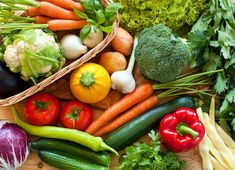Κύβοι λαχανικών