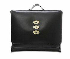 Men's Leather Handbag Briefcase Messenger Shoulder Bag Laptop Tablet BackPack